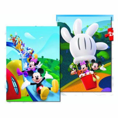 Educa Puzzle Mickey Mouse, 2x20 dílků cena od 0 Kč
