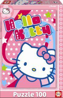 Educa Puzzle Hello Kitty 100d cena od 160 Kč