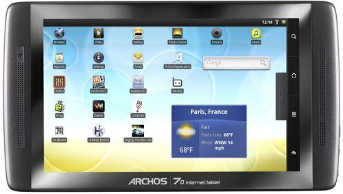 Archos 70 250GB cena od 3999 Kč