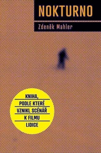 Zdeněk Mahler: Nokturno cena od 126 Kč