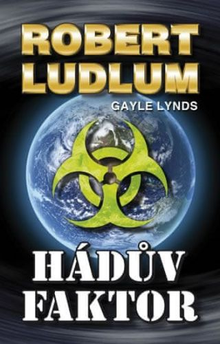 Robert Ludlum: Hádův faktor - 2. vydání cena od 39 Kč