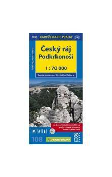 Kartografie PRAHA Český ráj cena od 59 Kč