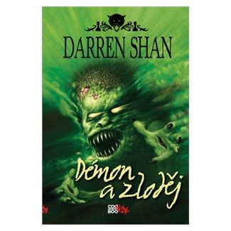 Darren Shan: Démon a zloděj cena od 169 Kč