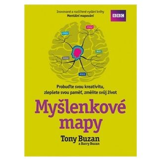 Barry Buzan, Tony Buzan: Myšlenkové mapy cena od 239 Kč