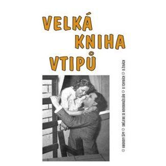 Tibor Špánik: Velká kniha vtipů cena od 167 Kč