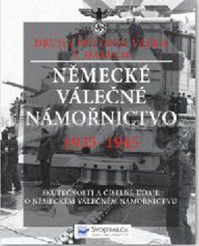 Německé válečné námořnictvo 1939-1945 cena od 343 Kč