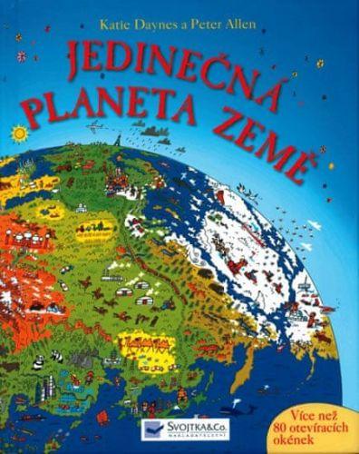 Jedinečná planeta Země cena od 189 Kč