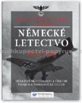 Svojtka Německé letectvo 1933 - 1945 cena od 344 Kč