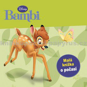 Kadlec Stanislav: Bambi - Malá knížka o počasí cena od 85 Kč