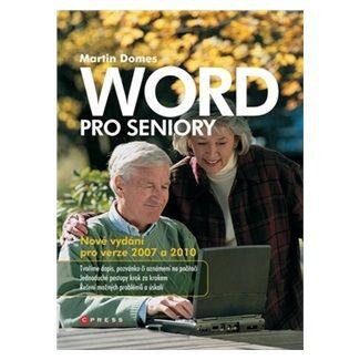 Martin Domes: Word pro seniory cena od 68 Kč
