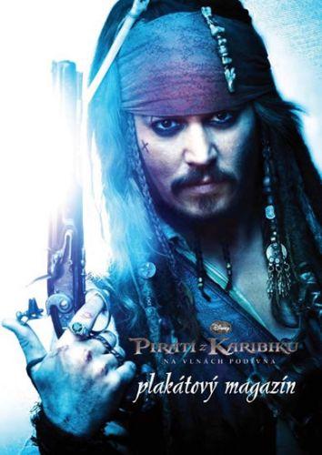 Walt Disney: Piráti z Karibiku - Na vlnách podivna - plakátový magazín cena od 29 Kč