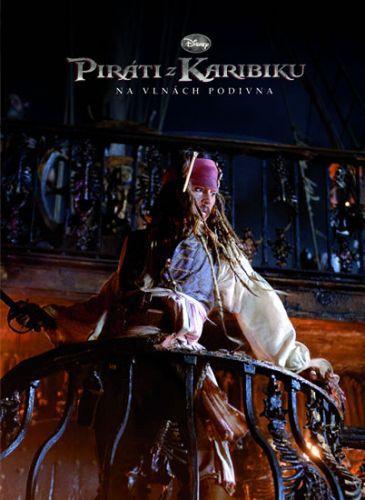 Walt Disney: Piráti z Karibiku - Na vlnách podivna cena od 0 Kč