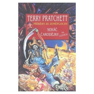 Terry Pratchett: Sekáč Čarodějky na cestách cena od 334 Kč