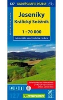 Kartografie PRAHA Jeseníky cena od 59 Kč
