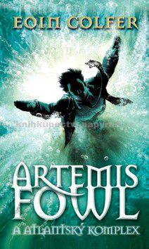 Eoin Colfer: Artemis Fowl a atlantský komplex cena od 101 Kč