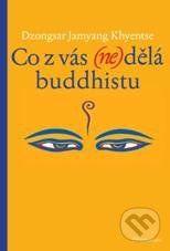 Dzongsar Jamyang Khyentse: Co z vás (ne)dělá buddhistu cena od 136 Kč