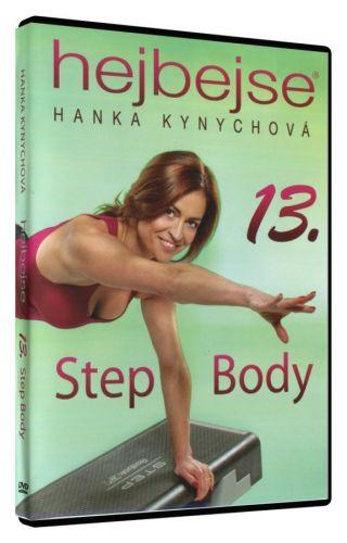 Hejbej se ON LINE s.r.o. Hejbejse 13 - STEP BODY - DVD cena od 119 Kč