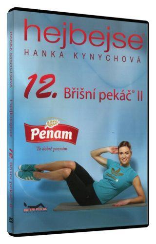 Hejbej se ON LINE s.r.o. Hejbejse 12 - Břišní pekáč II. - DVD cena od 139 Kč