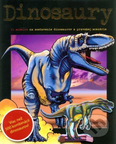 Svojtka SK Dinosaury - 11 modelov cena od 143 Kč