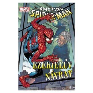 J. Michael Straczynski: Amazing Spider-Man #6: Ezekielův návrat cena od 214 Kč