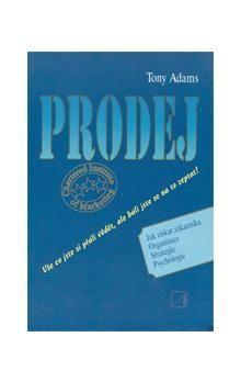 Tony Adams: Prodej cena od 93 Kč