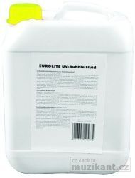 EUROLITE UV Tekno bubbles 5l
