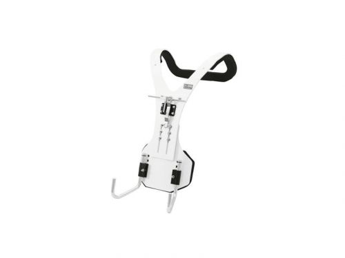 DIMAVERY Marching Drum Carrier, white