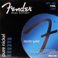 Fender struny na e-git 150´s Nickel Ball L 9-42