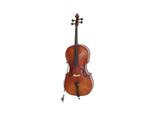 DIMAVERY Cello 4/4 mit Soft-Bag