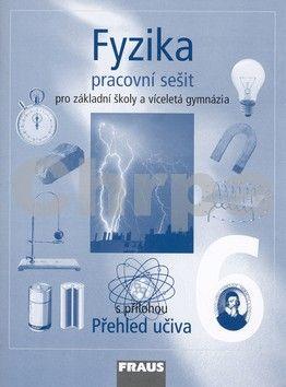 Karel Rauner: Fyzika 6 Pracovní sešit cena od 68 Kč