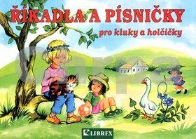 Josef Kožíšek, Radvány Zsuzsa: Říkadla a písničky pro kluky a holčičky cena od 69 Kč