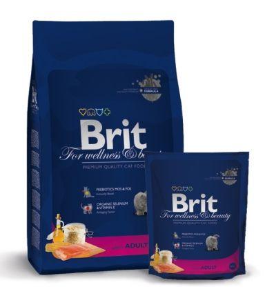 BRIT Premium Adult Salmon 1,5 kg