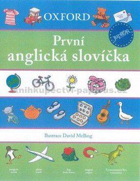 Fortuna Libri První anglická slovíčka cena od 34 Kč