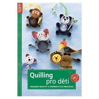 Quilling pro děti cena od 56 Kč