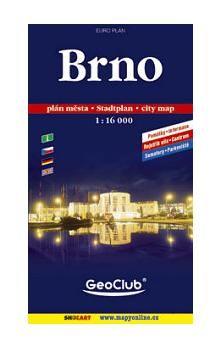 Brno 1:16 000 cena od 59 Kč