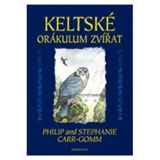 Philip Carr-Gomm, Stephanie Carr-Gomm: Keltské orákulum zvířat cena od 374 Kč