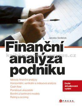 CPress Finanční analýza podniku cena od 267 Kč