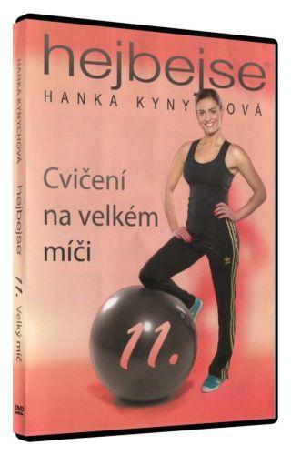 Hejbej se ON LINE s.r.o. Hejbejse 11 - Cvičeni na velkém míči - DVD cena od 139 Kč