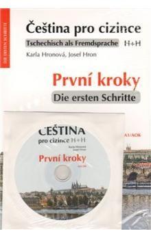 Josef Hron, Karla Hronová: Čeština pro cizince/Tschechisch als Fremdsprache cena od 180 Kč