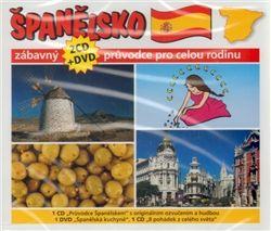 Kolektiv: Španělsko - Zábavný průvodce pro celou rodinu - 2CD+DVD cena od 54 Kč