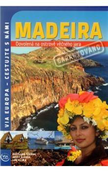 Jan Klíma: Madeira cena od 355 Kč