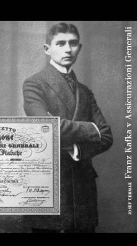 Josef Čermák: Franz Kafka v Assicurazioni Generali cena od 92 Kč