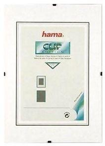 HAMA Clip-Fix, průhledný plast, 21x29,7cm