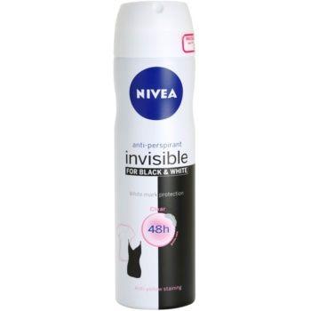 Nivea Invisible Clear pro ženy sprej 150ml