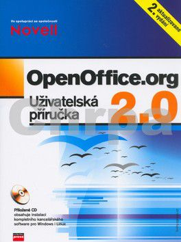 COMPUTER PRESS OpenOffice.org 2.0 cena od 241 Kč