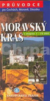 Kartografie PRAHA Moravský kras s mapou 1:75 000 cena od 128 Kč
