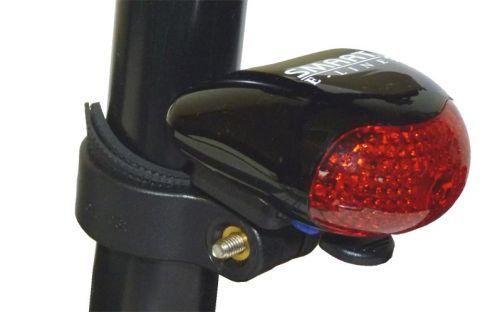SMART Blikač zadní SMART 313R 3fmini černý / červený