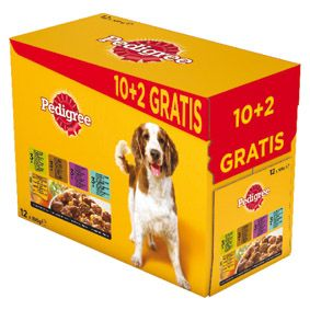 Pedigree kapsičky Adult multipack 12 x 100g