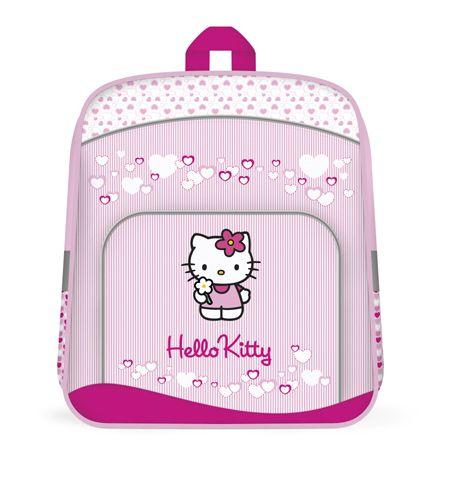 ... předškolní batoh Hello Kitty Batoh dětský HOBBY Hello Kitty Batoh
