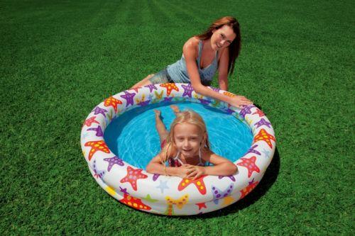 Intex Kruhový bazén 122x25 cm cena od 159 Kč